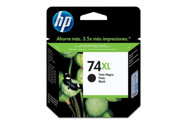 Cartucho HP CB336WL 74XL Negro