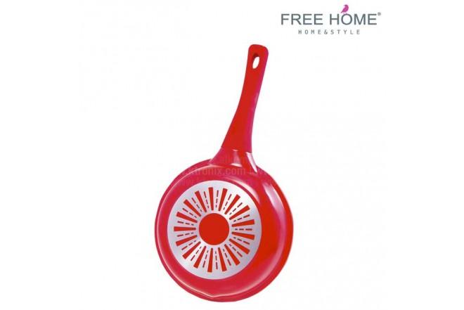 Sartén FREE HOME- 20 cm Rojo XT-DC6703B