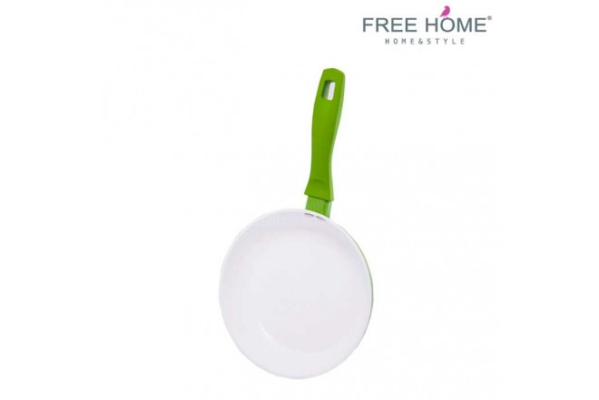 Sartén Inducción - FREE HOME 20 cm 4.0 Mm - Verde BFT-SFP