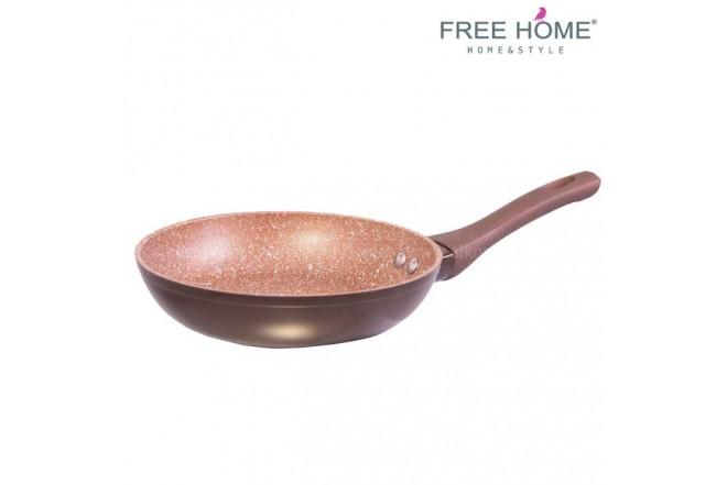 Sartén Inducción - FREE HOME 20 cm- 4.0 Mm -Café BFT-BFP
