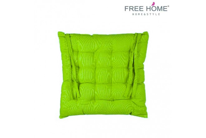 Cojin decorativo FREEHOME Green