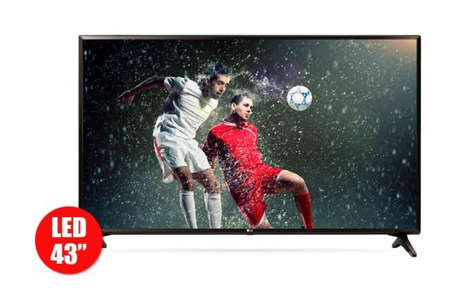 "Tv43"" 108cm LG 43LK5700PDC FHD Internet"