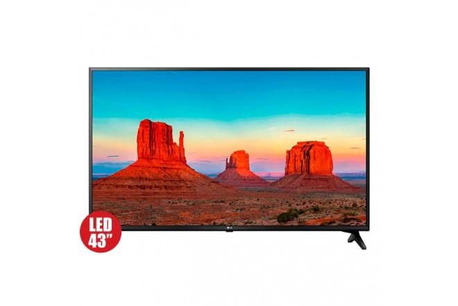 "TV 43"" 108cm LG 43UK6200 4K-UHD Internet"