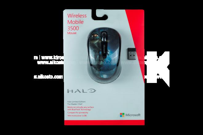 Mouse MICROSOFT Inalámbrico Bluetrack Halo