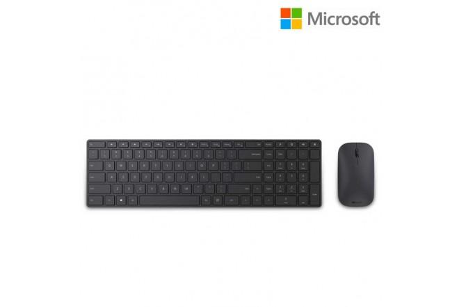 Combo MICROSOFT Teclado + Mouse Designer Bluetooth