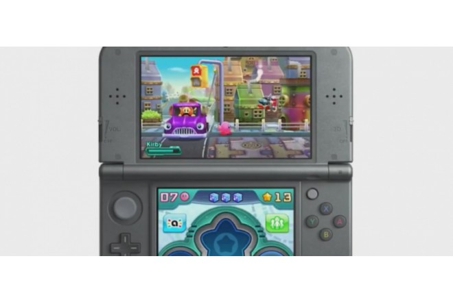 Videojuego Kirby Planet Robobot 3DS
