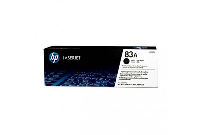 Toner HP 83A Black LaserJet