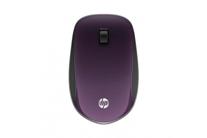 Mouse Inalámbrico HP Z4000 Morado