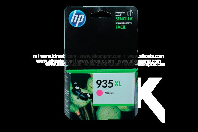 Cartucho HP 935XL Magent Ink