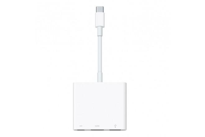 Adaptador APPLE MacBook USBC - HDMI/USB