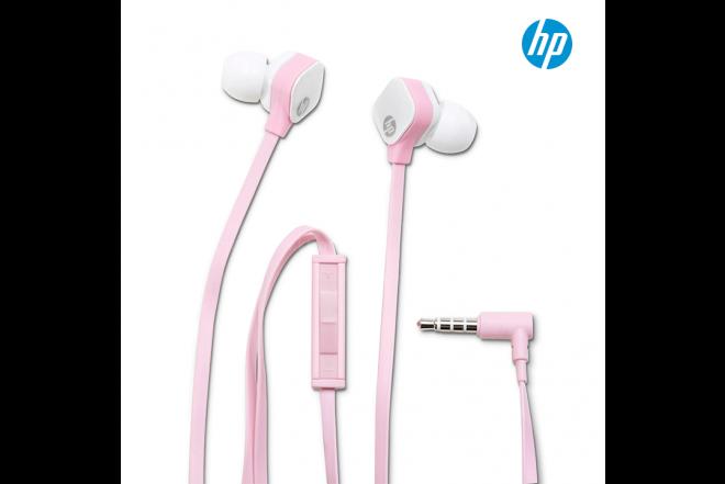Audífonos HP InEar 3.5 H2310 Rosado