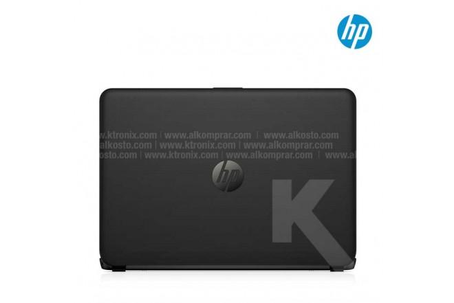 Portátil HP 14 - AC101LA Negro