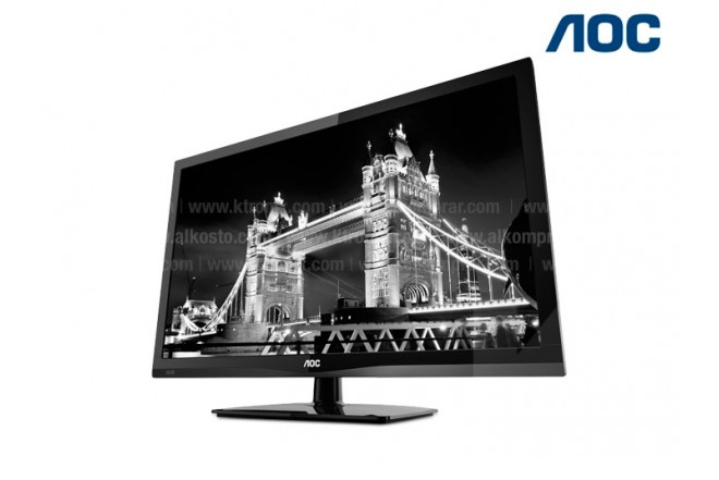 "Tv 24"" AOC  Led  LE24D1331 Full HD"