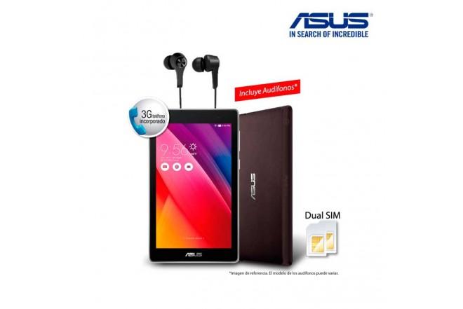 """Tablet ASUS Z170 7"""" 8GB 3G Negra II"""
