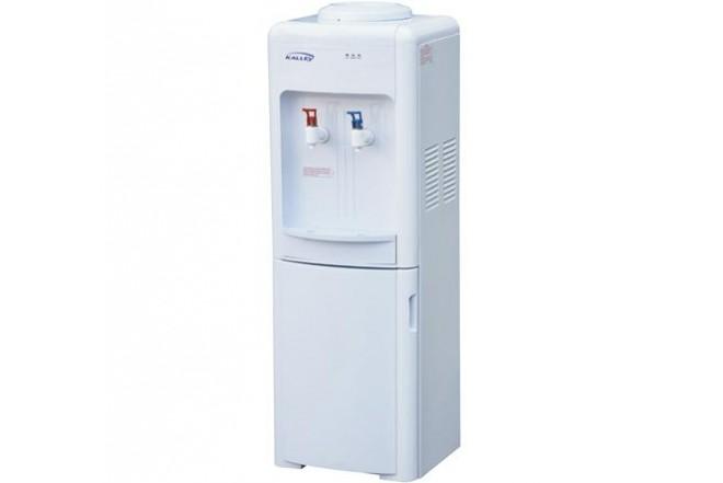 Dispensador de agua nev kalley k wd15r b for Dispensador agua fria media markt