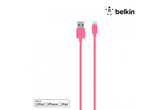 Cable Belkin USB/Ligth Rd 1.2M