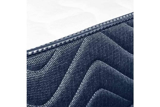 Colchón Resortado Semidoble FANTASÍA Blue Lexus 120 x 190 cm