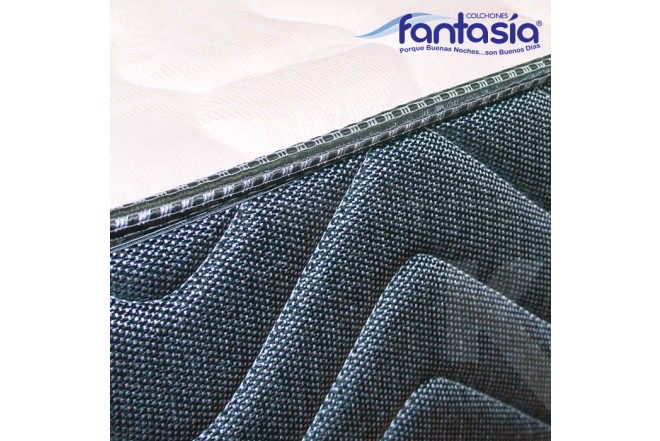 Colchón FANTASÍA Doble Blue Lexus 140x190 cms