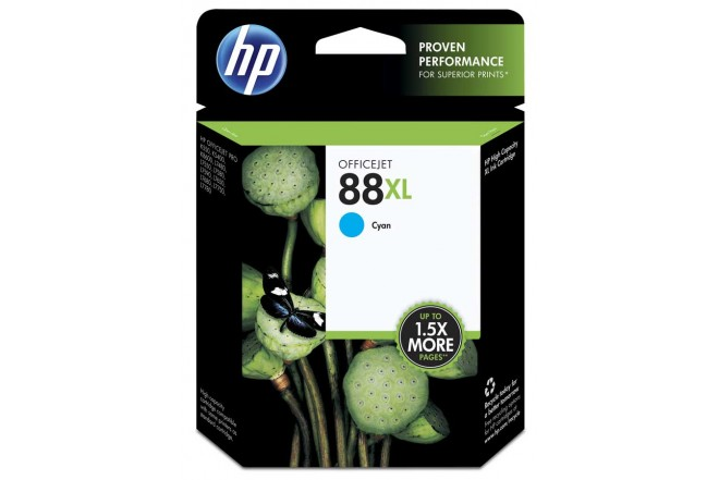 Tinta HP 88XL Cyan