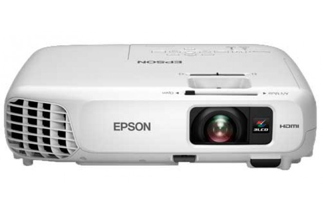 Videoproyector EPSON PowerLite X24+