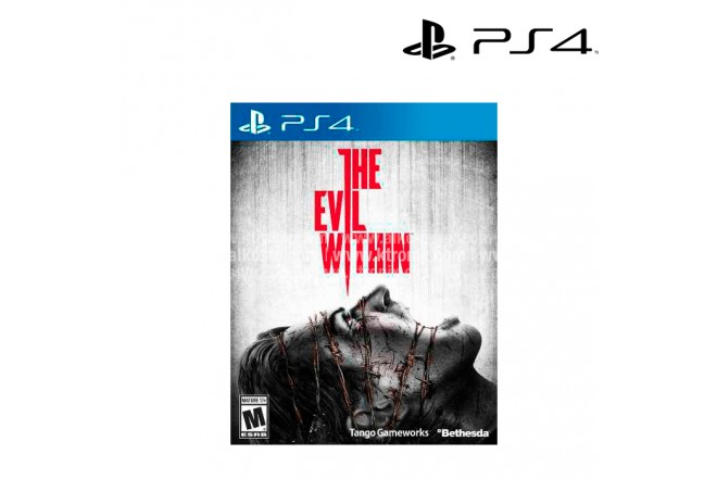 Videojuego Sony PS4 Evil Within