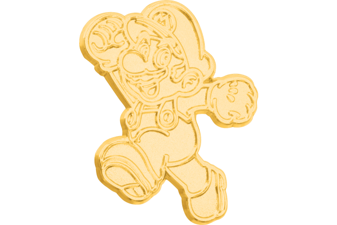 Pin Super Mario Collector-c