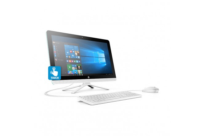 "PC All in One HP 22-B016 21.5"" A6 Blanco"
