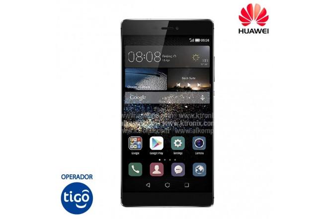 Celular PREPAGO TIGO HUAWEI P8 LITE LTE + PREPAGADA 3X39