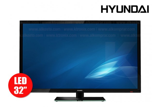 "TV 32"" (80cm) LED HYUNDAI HYLED323E HD"
