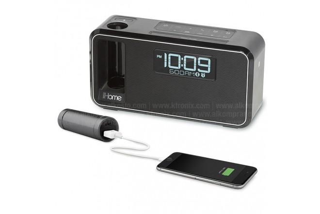 Radio Reloj-Parlante  IHOME IKN 105BC