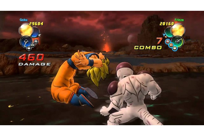 Videojuego XBOX 360 Dragon Ball Z Ultimate Tenkaichi