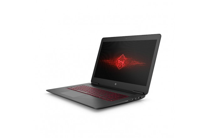 "Portátil HP W001 17"" Core™ i7 Negro - Gamers"