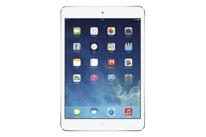 iPad Mini Retina Wifi 32GB Silver