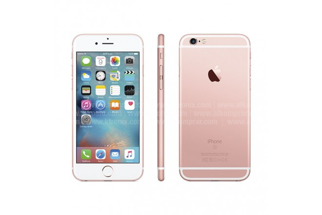 iPhone 6s Plus 64Gb Rosado 4G