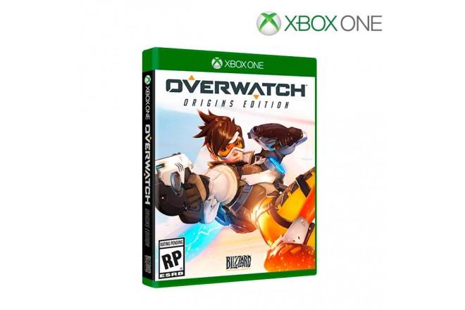 Videojuego XBOX ONE Overwatch Origins