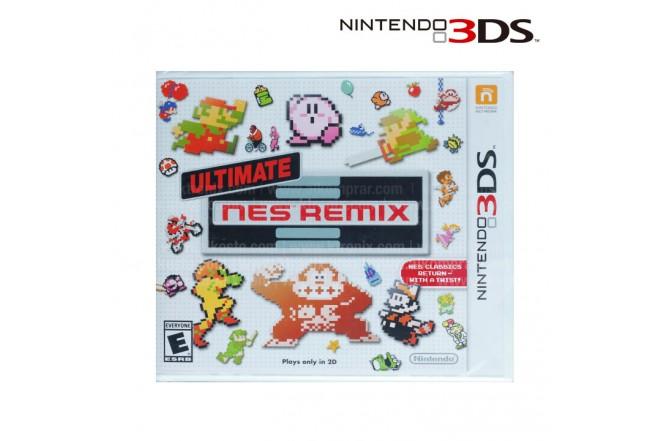Videojuego NINTENDO 3DS Ultimate NES Remix