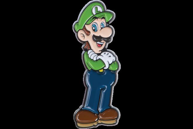 Pin Super Mario Collector-h