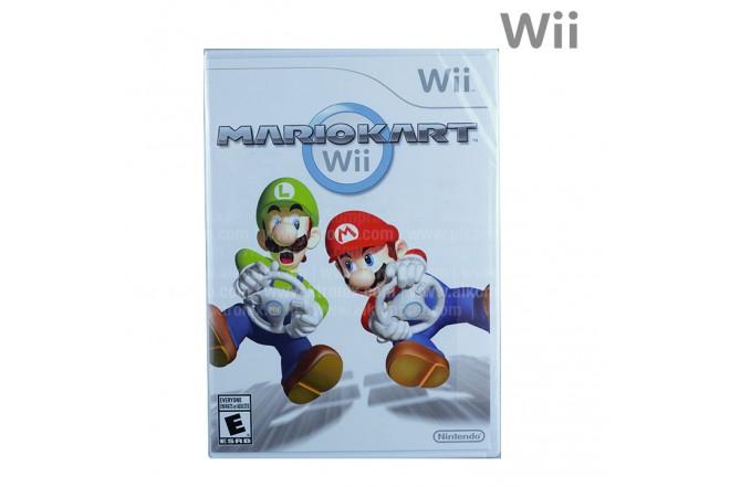 Videojuego NINTENDO Wii Mario Kart Standalone