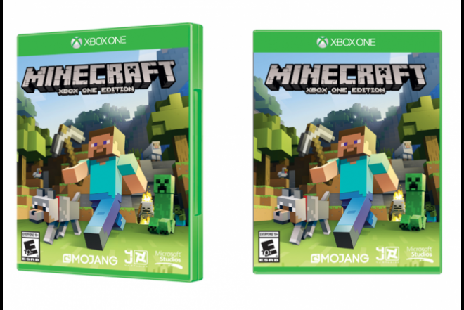 Minecraft Juego XBOX ONE Minecraft Alkosto-Ktronix