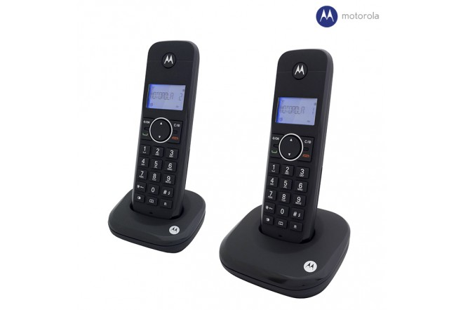Teléfono inalámbrico MOTOROLA M 500 ID 2