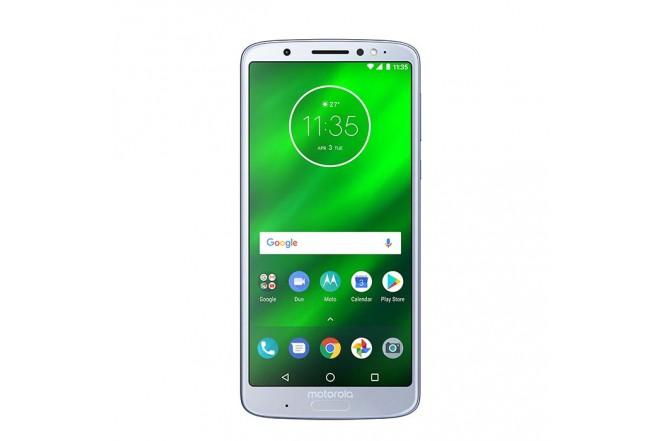 Celular Libre MOTOROLA Moto G6 Plus Azul Nimbus DS 4G