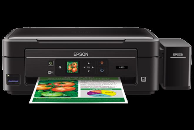 Multifuncional EPSON L455
