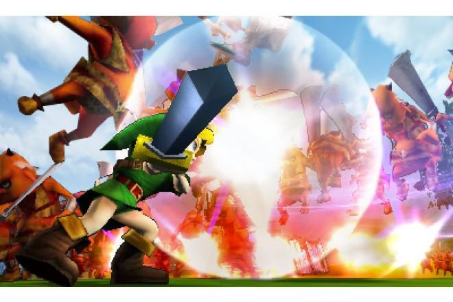 Videojuego Hyrule Warriors Legends 3DS