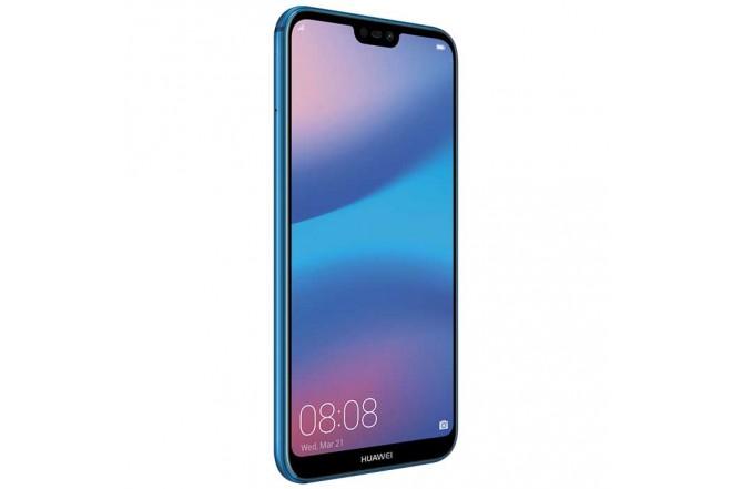 Celular Libre HUAWEI P20 Lite Azul DS 4G