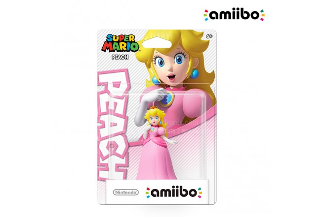Amiibo PEACH SUPER