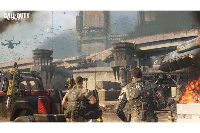 Videojuego PS4 Call of Duty Blacks Ops III