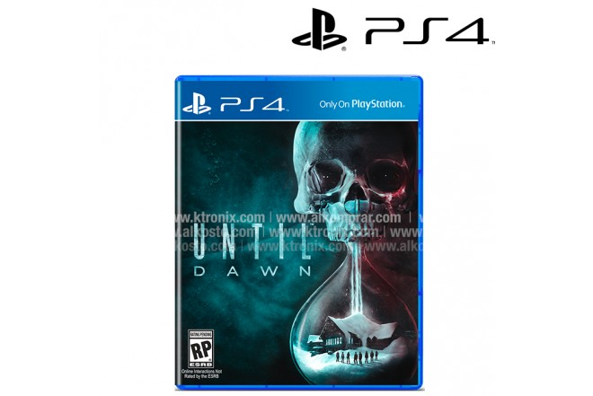 Videojuego PS4 Until Dawn
