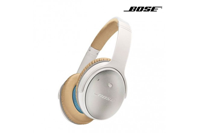 Audifonos BOSE Around Ear QC25 Android Blancos