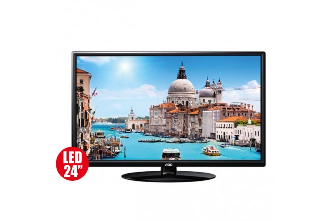 "Tv 24"" 60cm LED AOC LE24F1551 HDT2"
