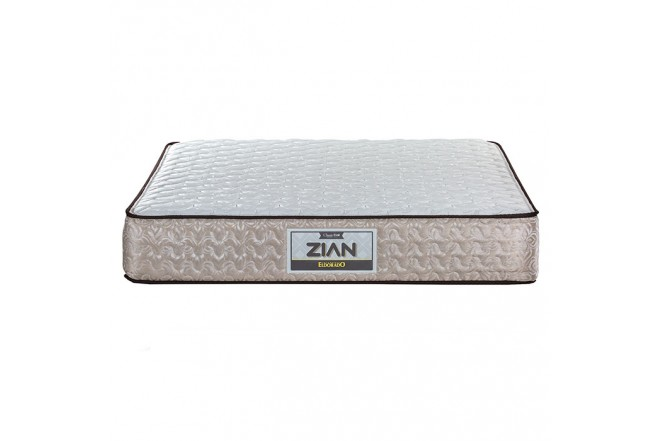 Colchón Resortado Semidoble ELDORADO Zian 120 x 190 cm